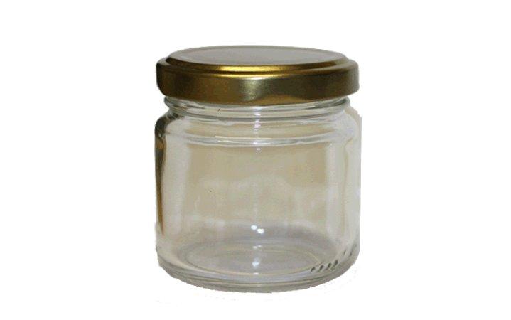 Δοχείο Γυάλινο 100ml