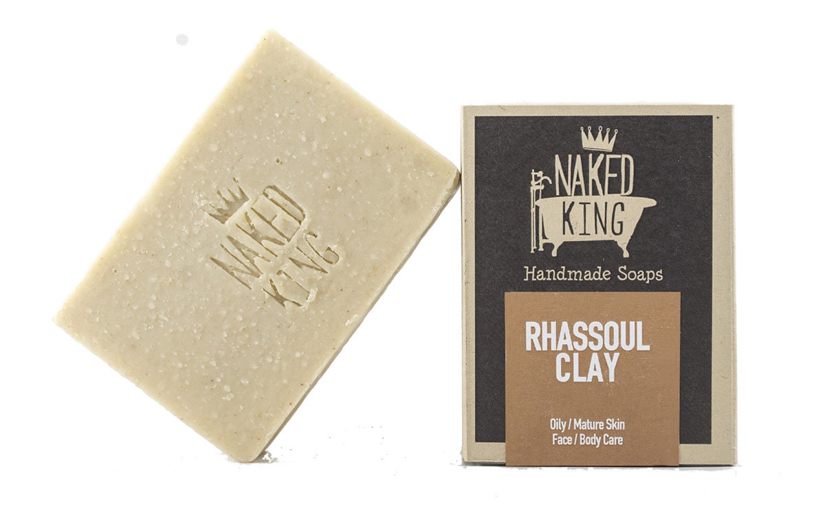 Rhassoul Clay by Naked King