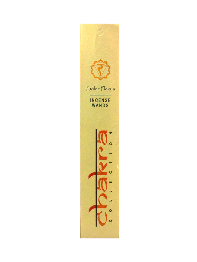 Solar Chakra Incense Wands by Chakra Collection