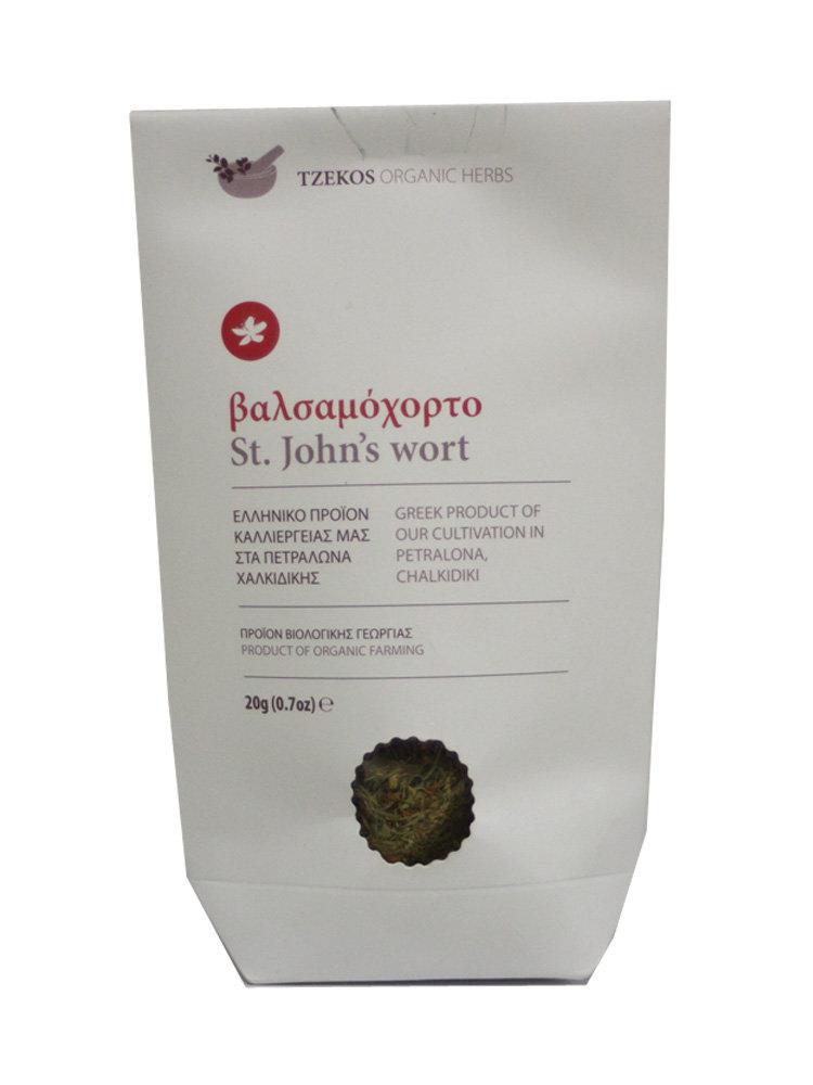 Βαλσαμόχορτο Οργανικό Tzekos