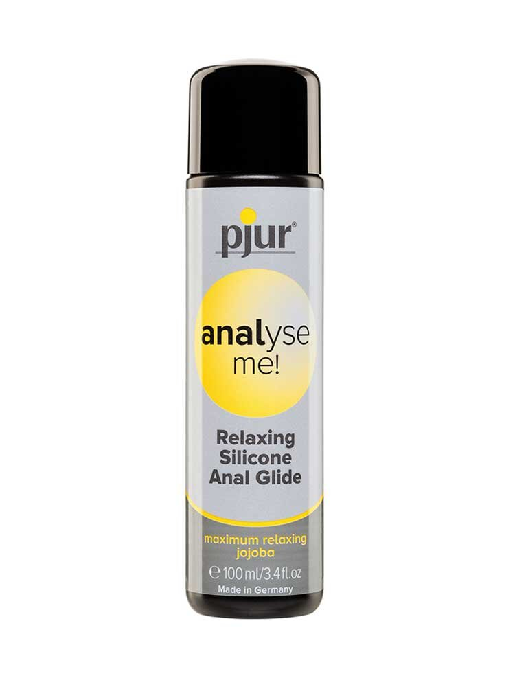 'Analyse Me' Silicone Lubricant 100ml by Pjur