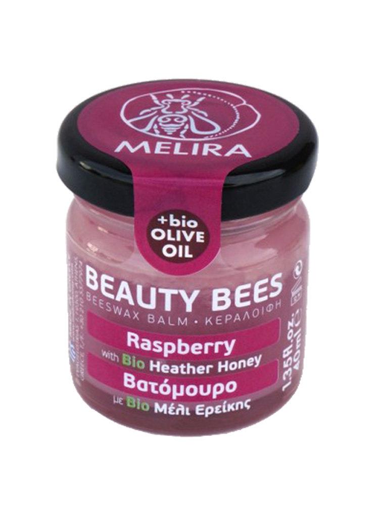 Κηραλοιφή με μέλι ερείκης και βατόμουρο από την Melira 40ml