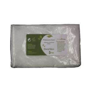 Potassium Alum (Στυπτηρία)