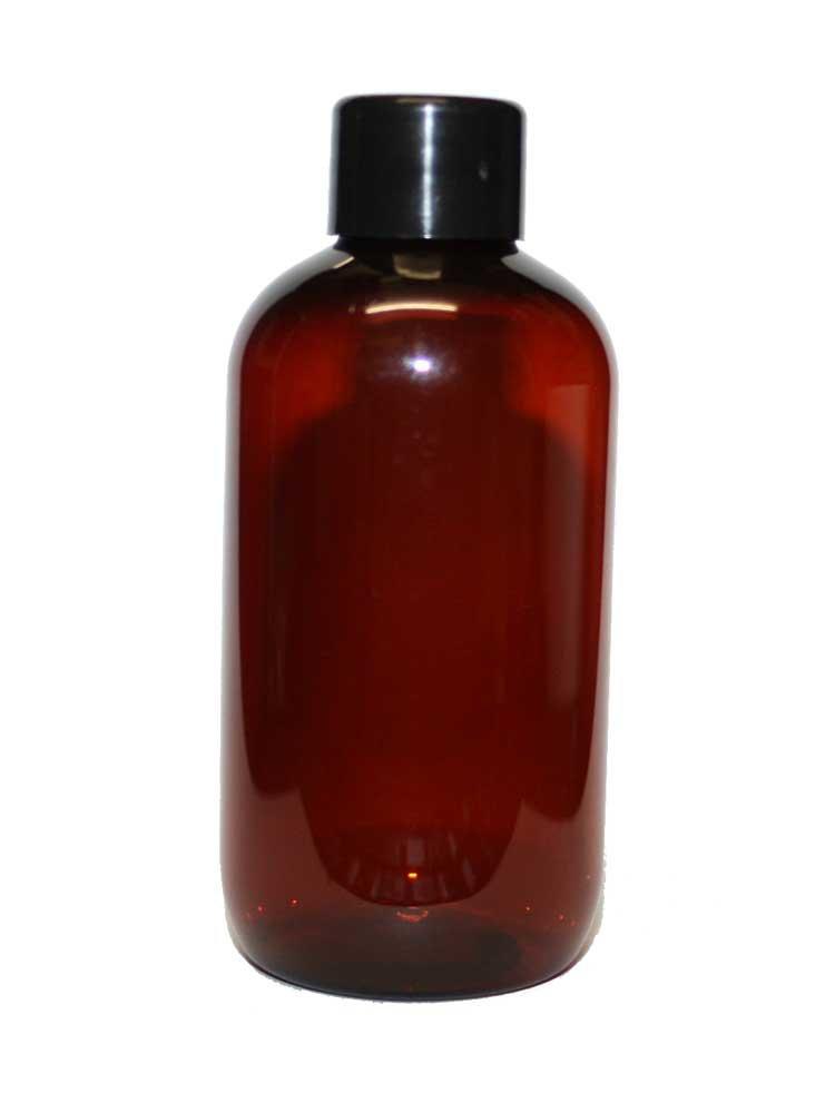 Μπουκάλι 100 ml πλαστικό καραμελέ