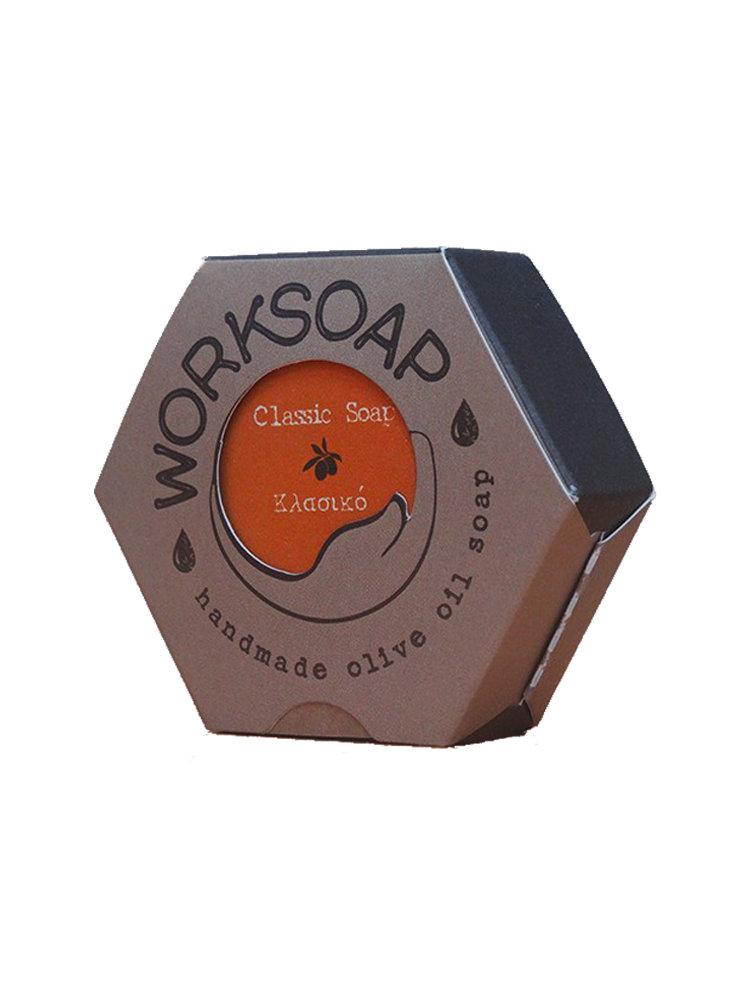 Κλασσικό Σαπούνι απο την Worksoap