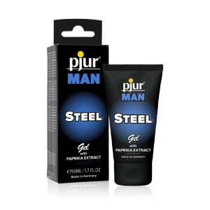 Man Steel Gel by Pjur
