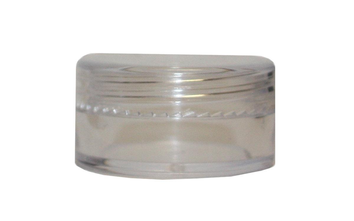 Διάφανο βάζο ακρυλικό 3ml