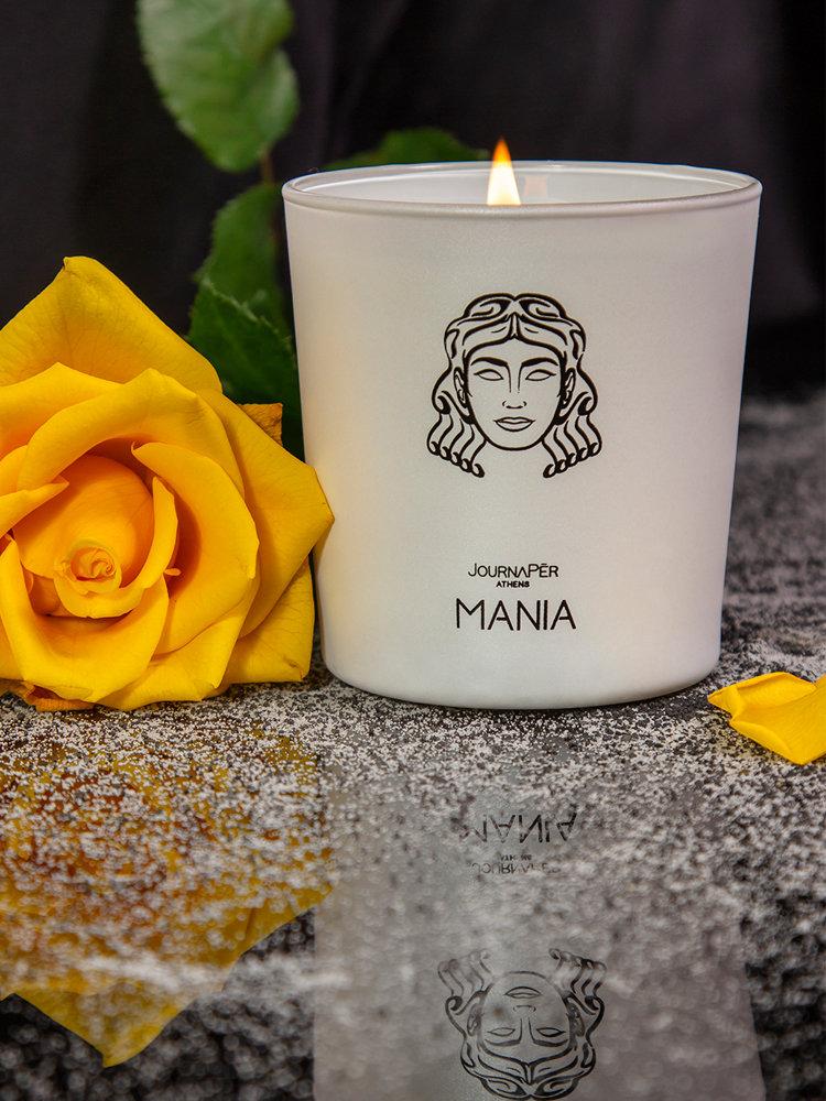 MANIA Αρωματικό κερί by Journaper Perfumes