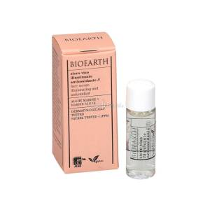 Αντιοξειδωτικός Ορός Προσώπου με Φύκια Θαλάσσης 5 ml Bioearth