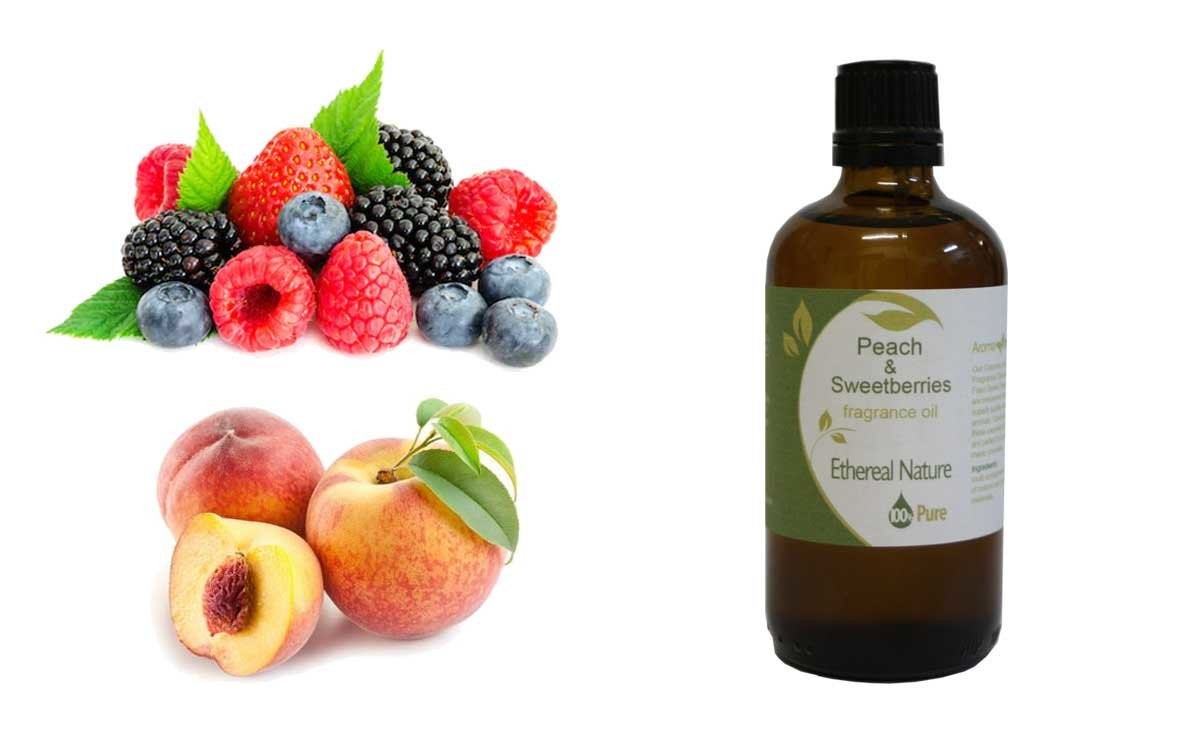 Peach & Sweetberries 100ml