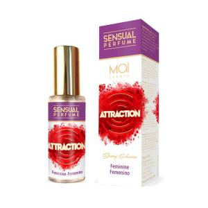 Attraction Sensual Perfume Feminine 30ml by Mai Scents