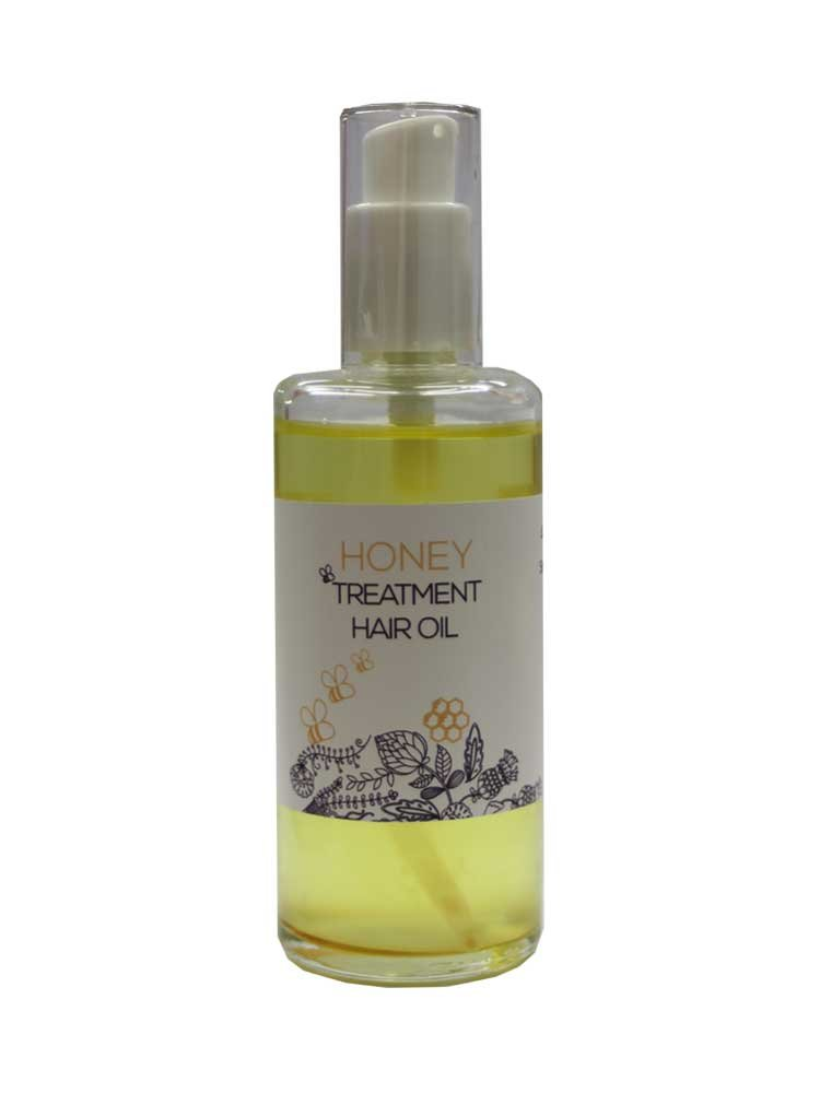 Treatment Hair Oil HONEY by Laurus Nobilis