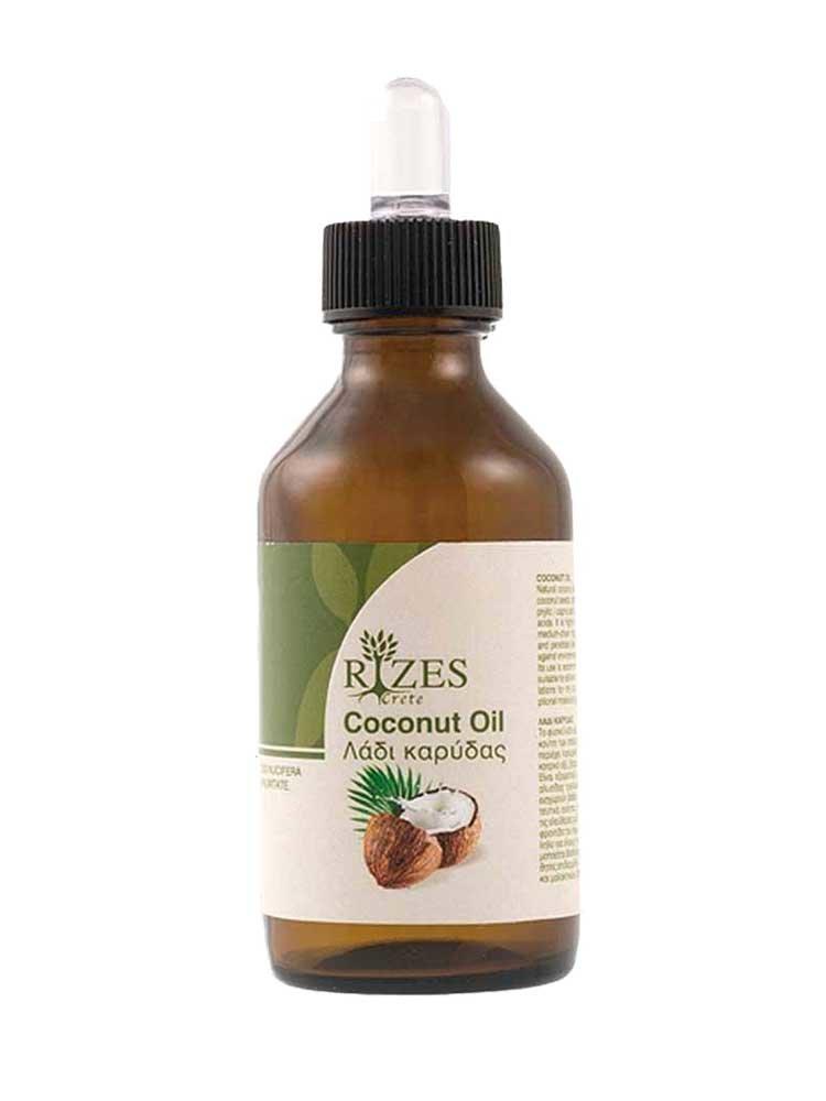 Καρύδα Έλαιο με βιταμίνη Ε από Rizes Crete