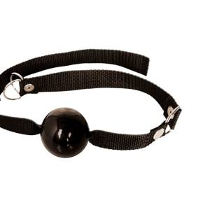 Beginners Ball Gag Black by Pipedream
