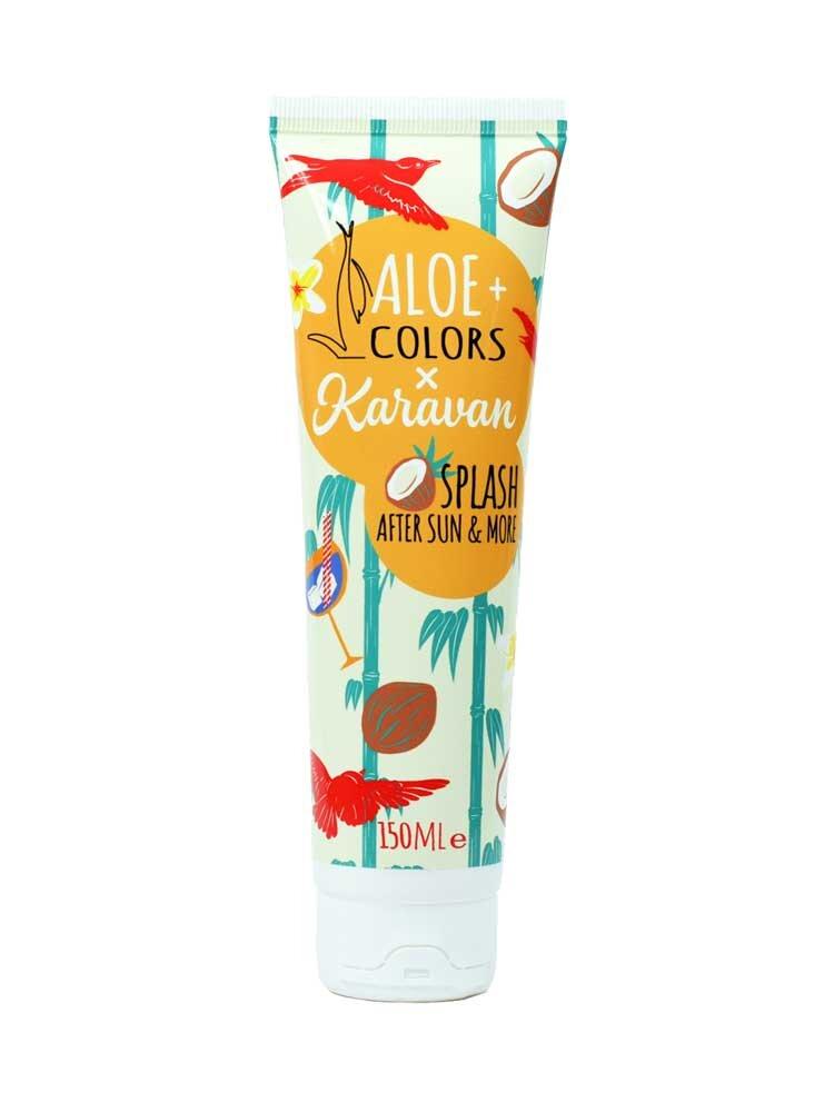 Splash After Sun & More 150ml Aloe+Colors x Karavan