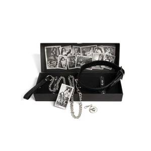 Bettie Page Collar and Leash
