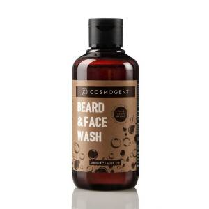 Beard and Face Wash 200ml Cosmogent