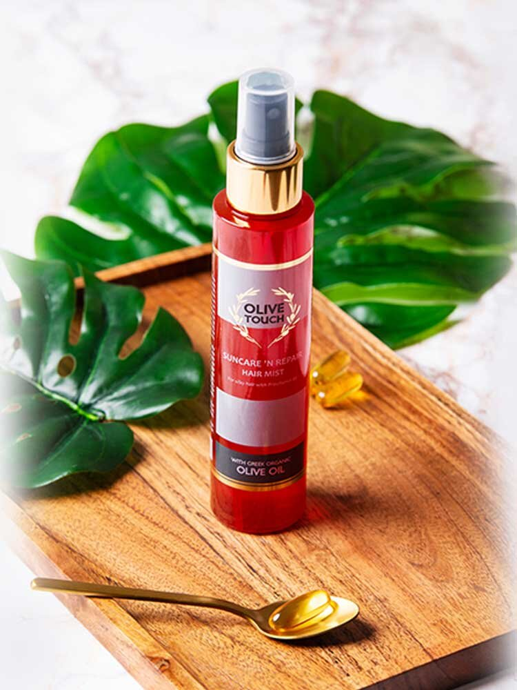 Suncare and Repair Hair Mist 125ml Olive Touch