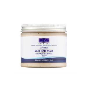 AntiStress Mud Hair Mask 200ml by Mineral Beauty System