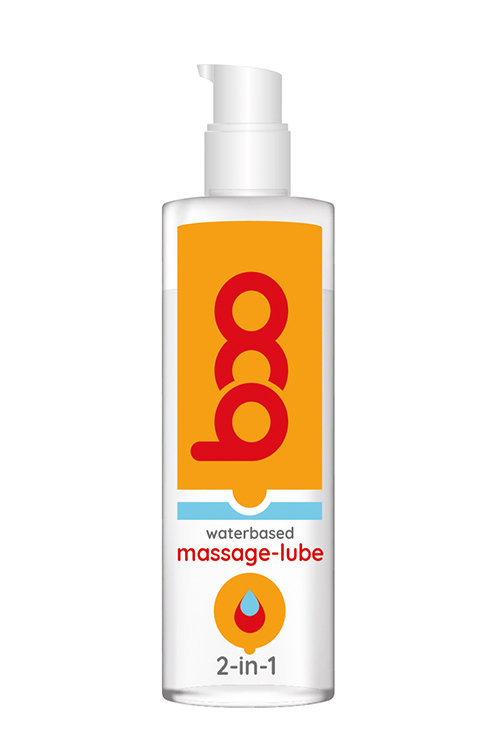 BOO 2-IN-1 Massage and Lubricant 50ml