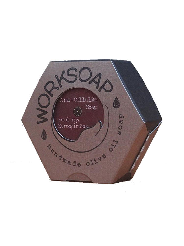 Σαπούνι κατά της Κυτταρίτιδας από την Worksoap