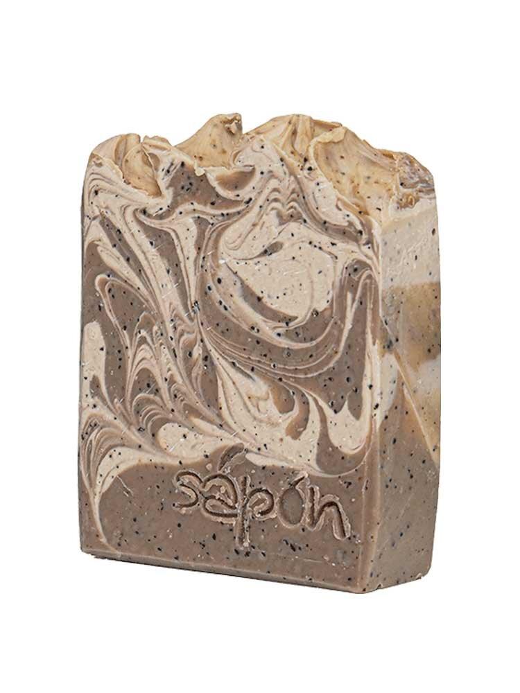 Σαπούνι με Καφεϊνη 110gr Sapon