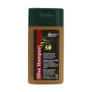 Olive Shampoo κατά της πιτυρίδας και της λιπαρότητας Olivellenic Organics