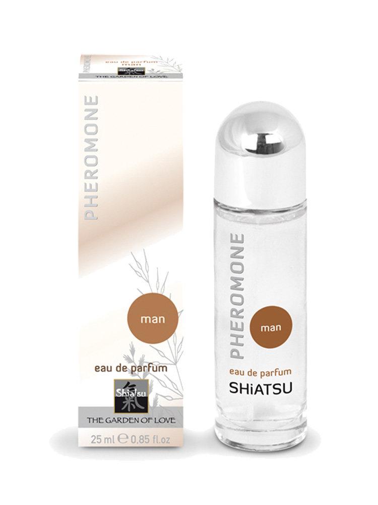 Man Pheromone Parfum 25ml by Shiatsu
