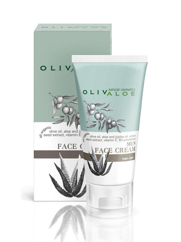 Men Face Cream OlivAloe
