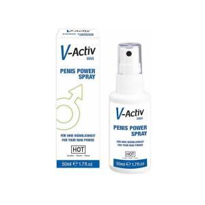 V Active Power Spray 50ml by HOT Austria