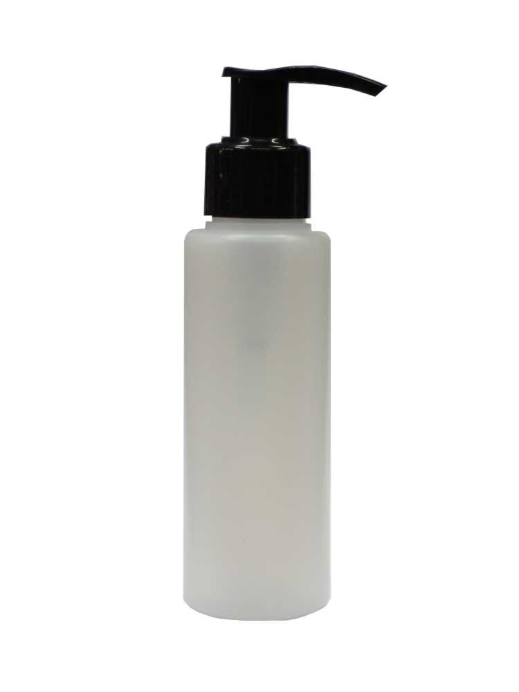 Μπουκάλι 100ml με dispenser (γαλακτερό)