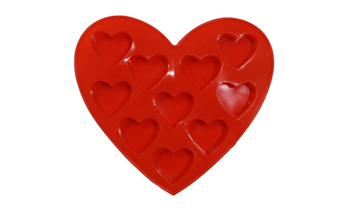 10 μικρές καρδιές