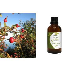 Άγριο Τριαντάφυλλο Unrefined Organic 30ml