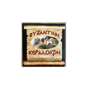 Βυζαντινή Κεραλοιφή με Αγριέλαιο DisoLine Elixirio