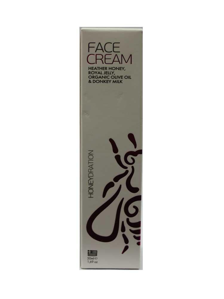 Face Cream Honeydration by Melira