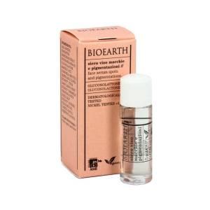 Λευκαντικός Ορός Προσώπου με Γλυκολικό οξύ 5ml Bioearth