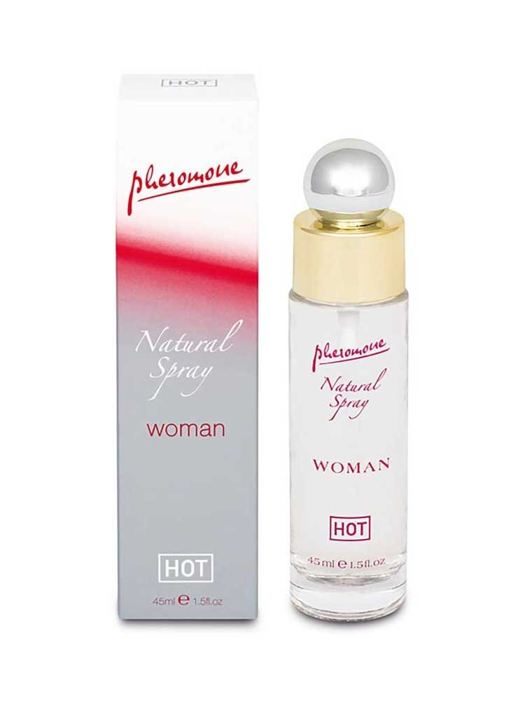 Natural Woman Pheromone 45ml by HOT Austria
