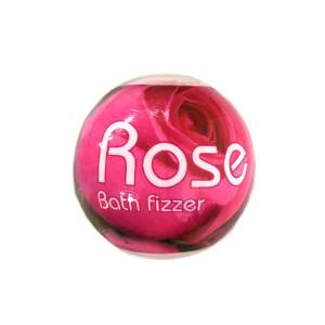 Rose Bath Fizzer Aromatherapy 180gr