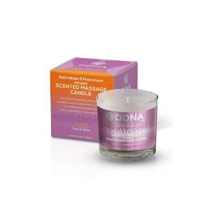 Tropical Tease Kissable Maasage Candle 135gr by Dona