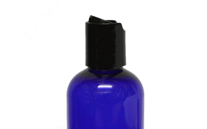 Μπουκάλι Μπλε 100ml με Καπάκι Press Top