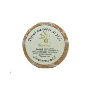 Φυτικό σαπούνι με μέλι