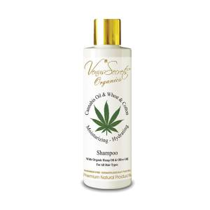 Shampoo Cannabis Oil & Wheat - Cannabis Oil Hair Care
