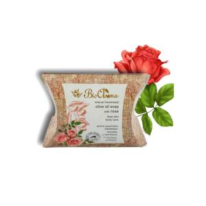 Σαπούνι με Τριαντάφυλλο Bioaroma