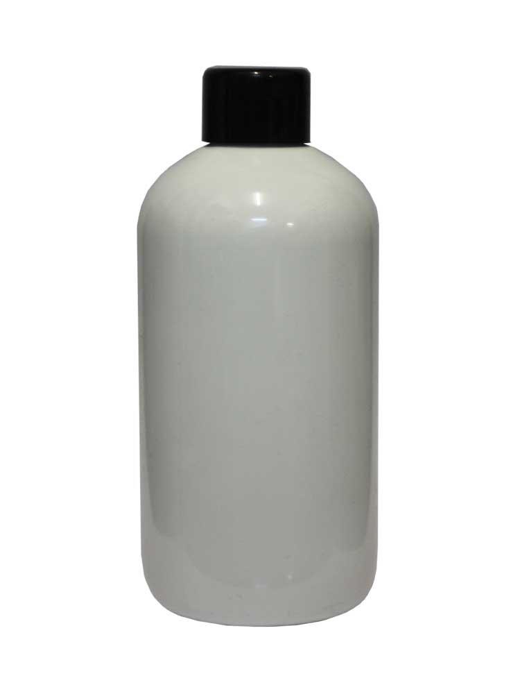 Μπουκάλι λευκό 300 ml απλό καπάκι