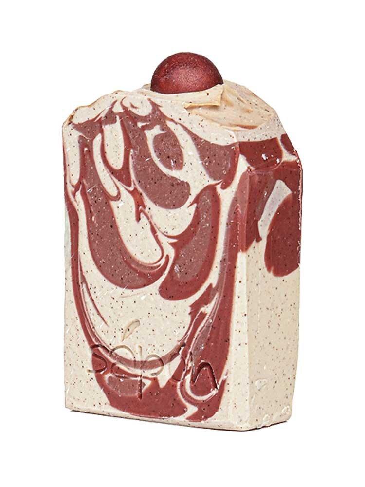 Σαπούνι με Πούδρα Αγριοκέρασου 100gr Sapon