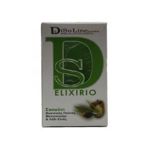 Βασιλικός Πολτός Σαπούνι DisoLine Elixirio 100gr