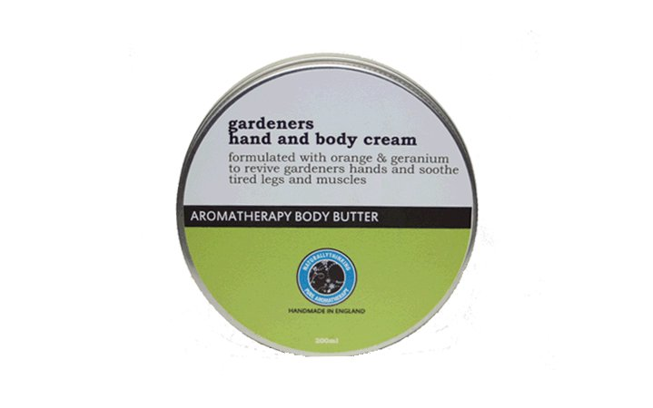 Gardeners Cream Naturally Thinking 200ml