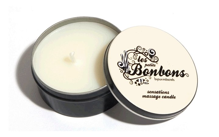 Sensations Massage Candle Bijoux Indiscrets