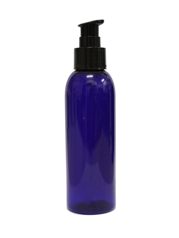 Μπουκάλι 150ml με Αντλία (μπλε)
