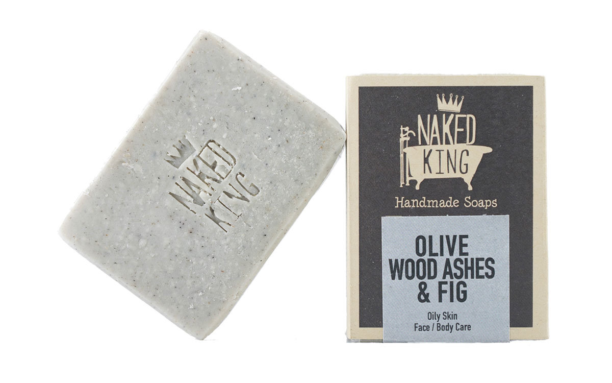Olive Wood Ashes & Fig by Naked King